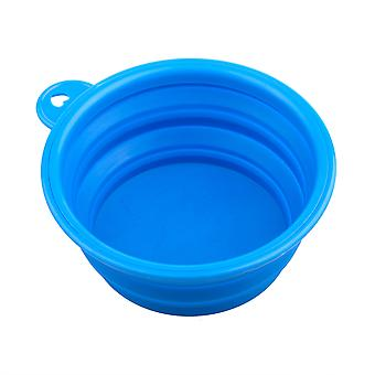 DIGIFLEX Collapsible Travel Dog Food Water Bowl