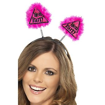 Hen party hen party - warn-Boppers Rosa