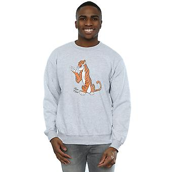 Disney Men's The Jungle Book Classic Shere Khan Sweatshirt