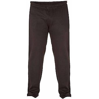 Duke Mens Kingsize Rory Lightweight Fleece Jogging Bottoms