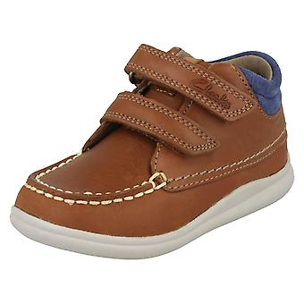 Boys First Shoes By Clarks Ankle Boots Cloud Tuktu