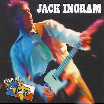 Jack Ingram - Live på Billy Bob's Texas [CD] USA import