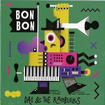 Dai & the Ramblers - Bon Bon [CD] USA import