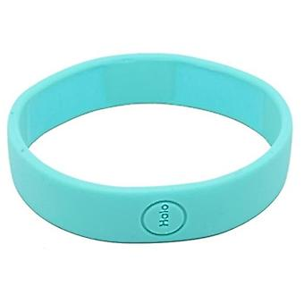 Haloband NFC-tag bracelet to control actions - blue