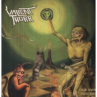 Valient Thorr - vores egen Masters [Vinyl] USA import