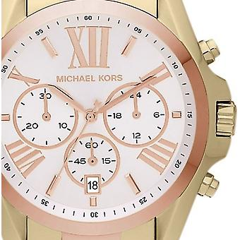 Michael Kors Unisex Designer Watch Two Tone MK5651