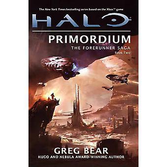 Halo Primordium door Greg Bear