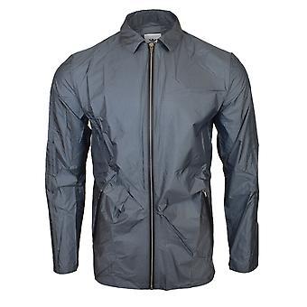 Adidas Originals Mens blu Freizeit Tactical Jacket AY8520