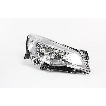 Right Headlamp (Electric With Motor) For Opel ASTRA GTC J 2009 on
