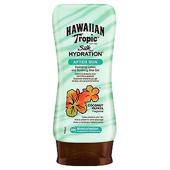 Hawaiian Tropic H. Tropic Aftersun Moisturiser Silk