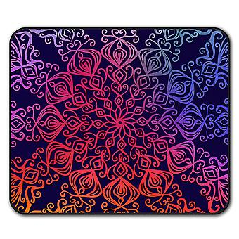 Wellcoda Ornament  Non-Slip Mouse Mat Pad 24cm x 20cm   Wellcoda