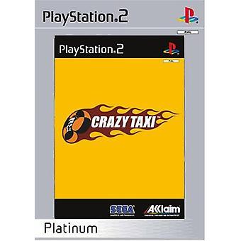 Crazy Taxi Platinum (PS2)