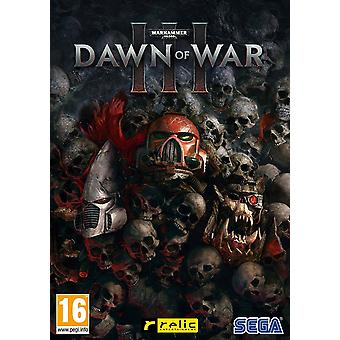 Warhammer 40000 Dawn of War III Samlere Edition PC CD Game