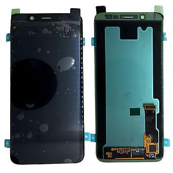 Samsung display LCD complete set GH97 21878A black Galaxy A6 plus A605 2018