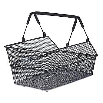 Basil Cento multi-system rear basket
