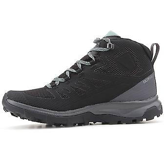Salomon Outline Mid Gtx 404844   women shoes