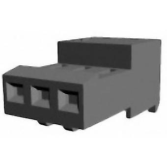 TE Connectivity récipients (norme) MTA-100 Nombre Total de pins 9 3-640441-9 1 PC (s)