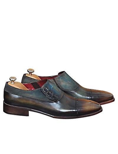 Handcrafted Premium Leather Valter Valter Leather Monk Shoe a9895e