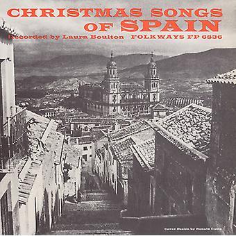 Canções de Natal de Espanha - importação EUA Natal canções de Espanha [CD]