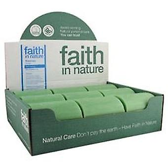 Faith in Nature, Rosemary Soap Unwrapped, 18 box