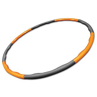 Phoenix Fitness Weighted Padded Hula Hoop Fitness Abs Exercise Workout