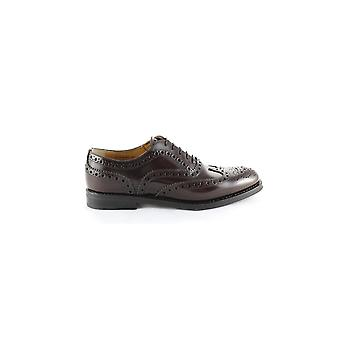CHURCH'S BURWOOD WG EBONY LACE UP