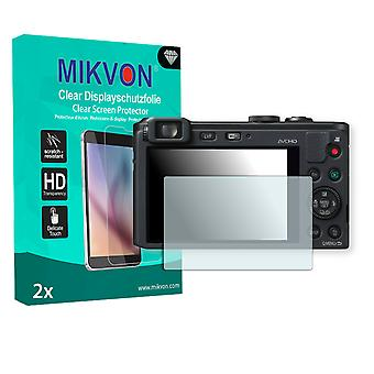Panasonic Lumix DMC-LF1 Screen Protector - Mikvon Clear (Retail Package with accessories)