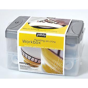 Pebeo Porcelaine 150 Workbox