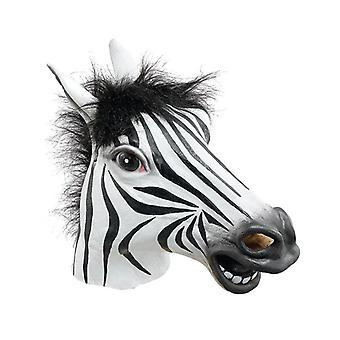 Zebra Mask.