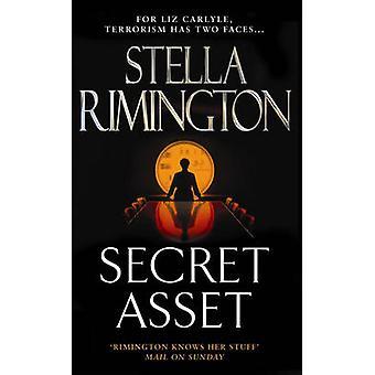 Secret Asset - (Liz Carlyle 2) by Stella Rimington - 9780099472599 Book