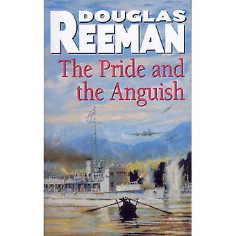 O orgulho e a angústia por Douglas Reeman - livro 9780099591559