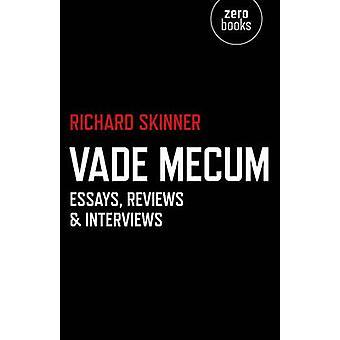 Vademecum - essäer - recensioner & intervjuer av Richard Skinner - 978178