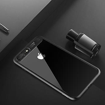 Original ROCK bumper case for Apple iPhone 7 plus / 8 plus bag cover case Black new