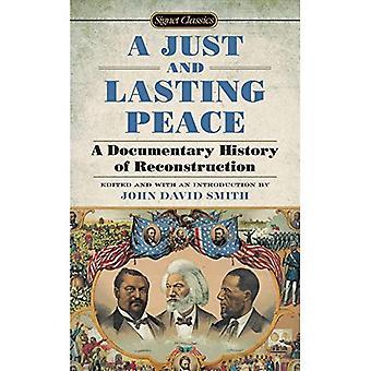 Un juste et une paix durable