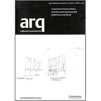 Arkitekturforskning kvartalsvis