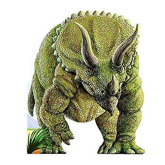 Mini dinosaurussen: Triceratops