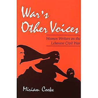 Des Krieges andere Stimmen