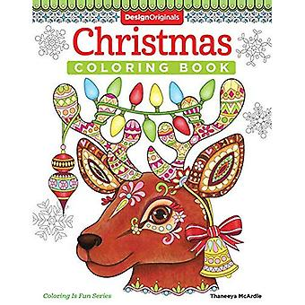 Kerst kleurplaat boek (kleuren Is leuk)