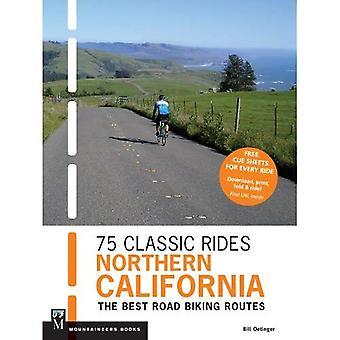 75 klassisk åkning norra Kalifornien: de bästa vägen-cykling rutterna