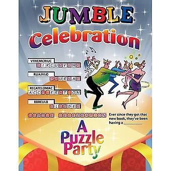 Jumble Celebration: A Puzzle Party (Jumbles)