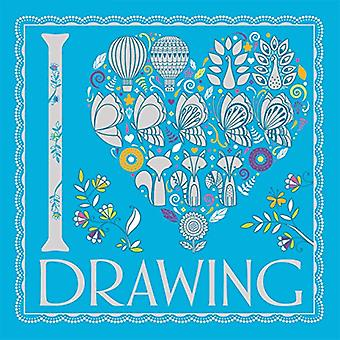 I Heart Drawing (Colouring Books)
