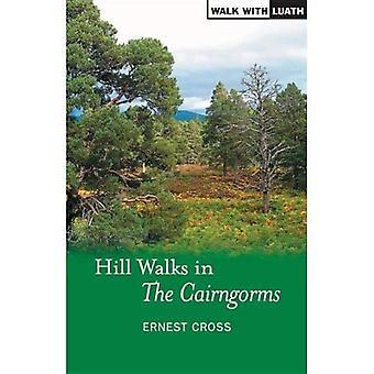Hill se promène dans les Cairngorms (promenade avec Luath)