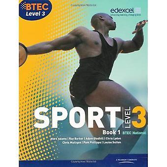 BTEC nivå 3 nationalsport bok 1: Bok 1