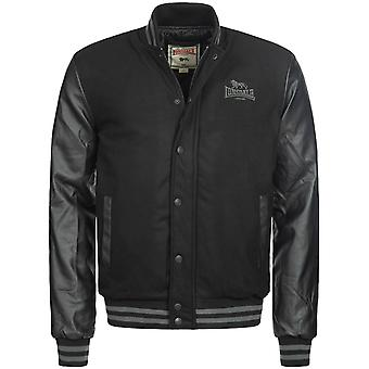 Lonsdale mens College jacket Milverton