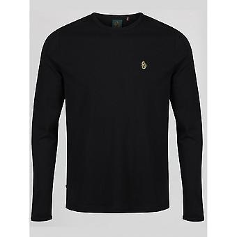 Luke 1977 Long Traff T-shirt In Black