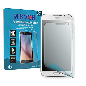 Samsung G7109 Galaxy Grand 2 CDMA Screen Protector - Mikvon Armor Screen Protector (Retail Package with accessories)