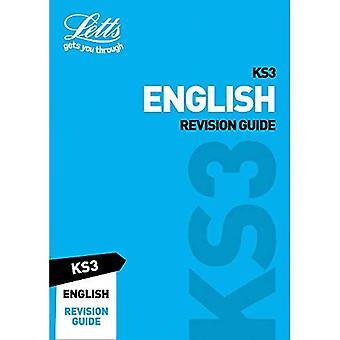 KS3 Engelska Revision Guide (Letts KS3 Revision framgång) (Letts KS3 Revision framgång)