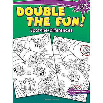 Spark Double the Fun! Spot-The-Differences