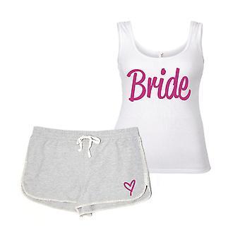 Bruid pyjama's Set
