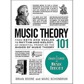 Muziektheorie 101